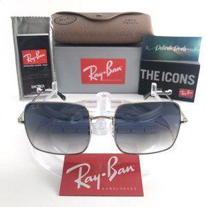 Ray Ban Blue Gradient Sunglasses 1971